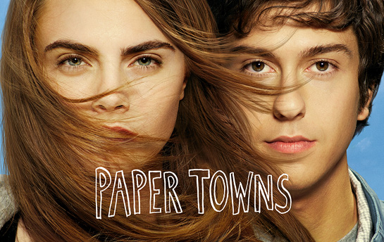 Paper Towns | Display Ad Campaign
