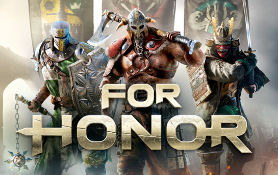 For Honor | E3 Banner Campaign