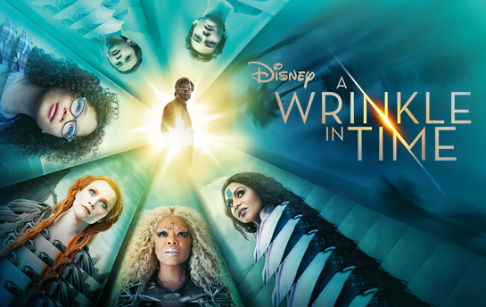 A Wrinkle in Time | Display Ad & Social Campaign