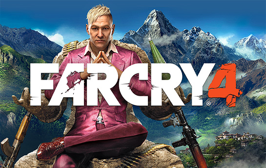 Far Cry 4 | Site Design & Banner Campaign