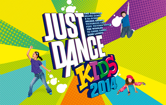 Just Dance Kids 2014 | Display Ad Campaign