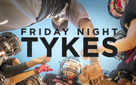 Friday Night Tykes | Display Ad Campaign