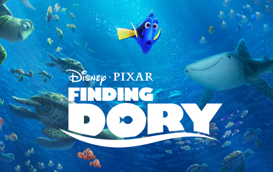 Finding Dory | HTML5 Game