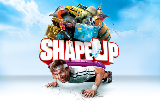 Shape Up | Banner Campaign