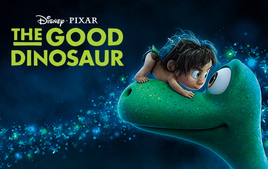The Good Dinosaur | Banner Campaign + HTML5 Games
