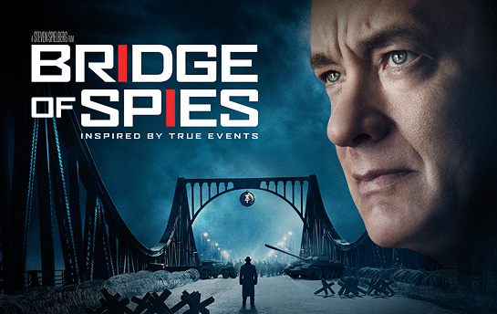 Bridge of Spies | Display Ad Campaign + Social Content