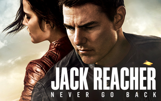 Jack Reacher | Mobile Display Ad Campaign