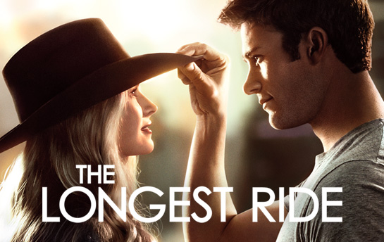 The Longest Ride | Display Ad Campaign