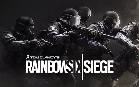 Rainbow Six Siege | Display Ad Campaign + Site