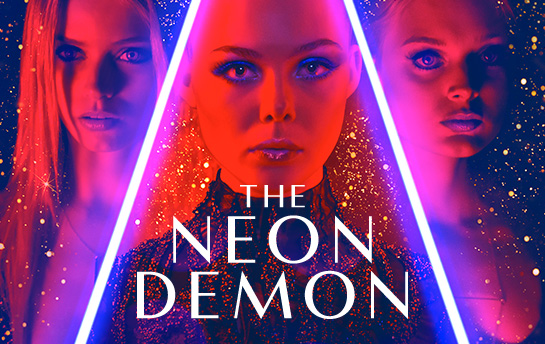 Neon Demon | Display Ad Campaign