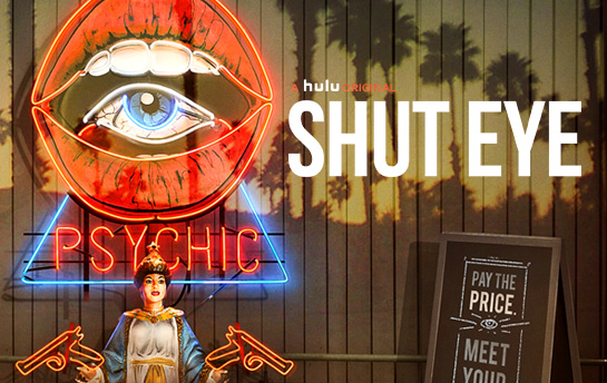 Shut Eye | Display Ad Campaign