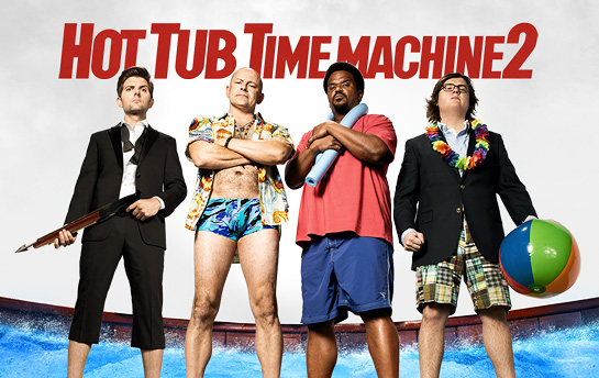 Hot Tub Time Machine 2 | Banner Campaign