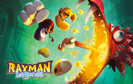 Rayman Legends | Display Ad Campaign