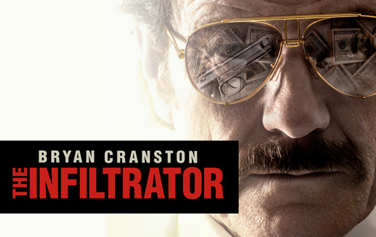 The Infiltrator | Display Ad Campaign