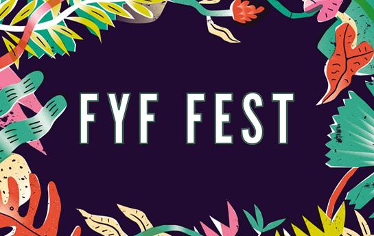 FYF Fest 2017 | Web SIte