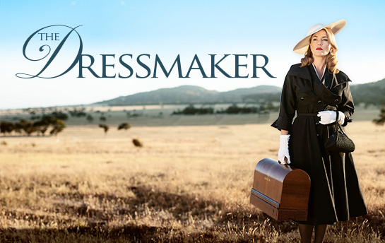 The Dressmaker | Display Ad Campaign