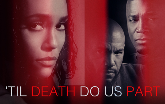 'Til Death Do Us Part | Display Ad Campaign
