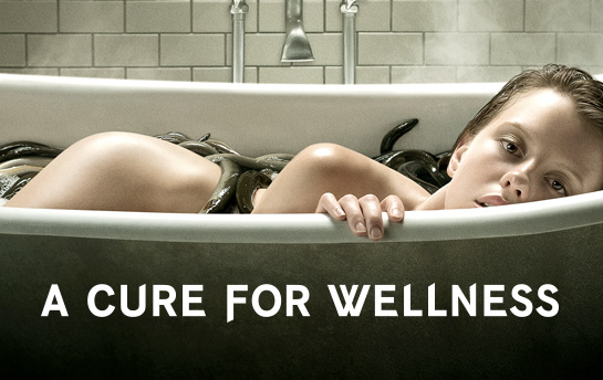 A Cure for Wellness | Display Ad Campaign + Facebook Canvas