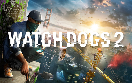 Watch Dogs 2 | E3 + Launch Display Ad Campaign
