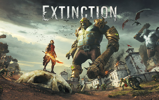 Extinction | E3 Web Site