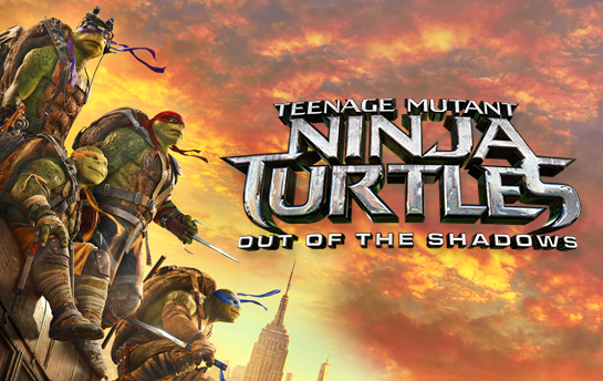 TMNT 2 | Display Ad Campaign