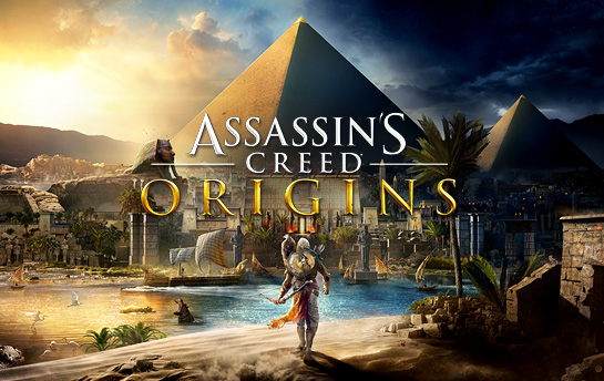 Assassin's Creed Origins |  Display Ad Campaign