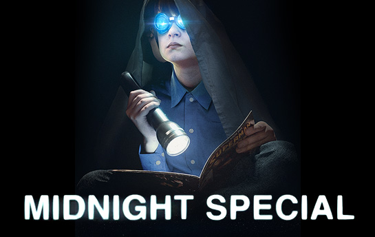 Midnight Special | Display Ad Campaign