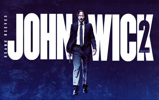 John Wick 2 | Display Ad Campaign