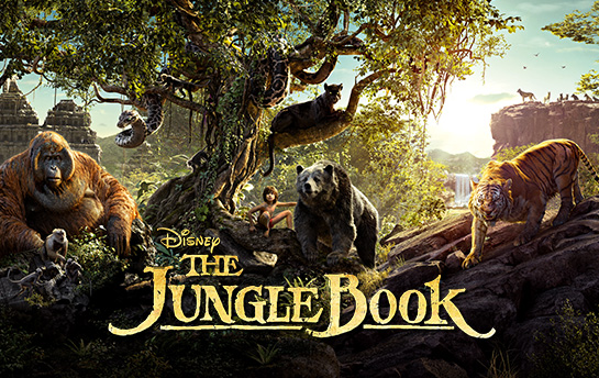 Jungle Book | HTML Game & Display Ad Campaign