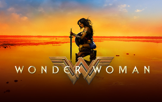 Wonder Woman | Display Ad Campaign