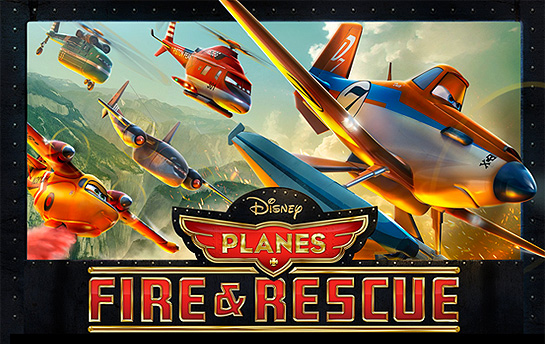 Planes Fire & Rescue | Online Game
