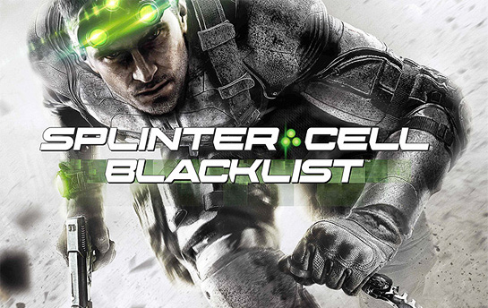Splinter Cell Blacklist | Display Ad Campaign