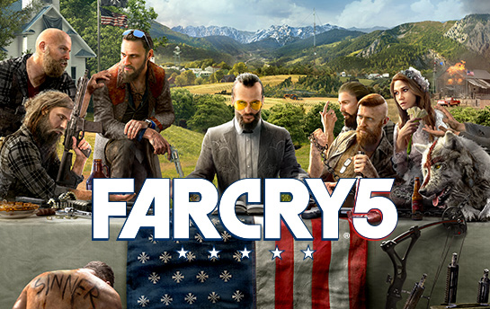 Far Cry 5 | Display Ad & Social Campaign