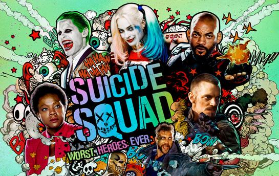Suicide Squad | Social & Display Ad Campaign