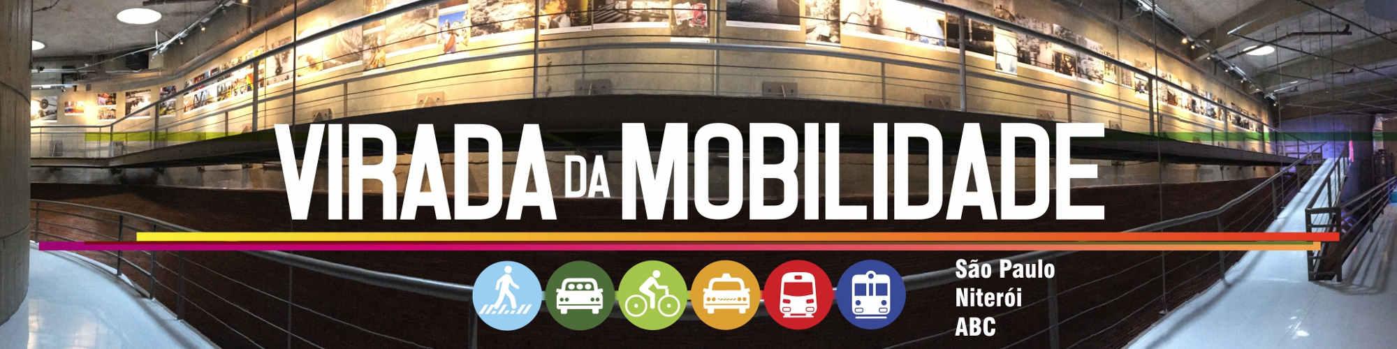 Virada da Mobilidade 2018 lança programação oficial