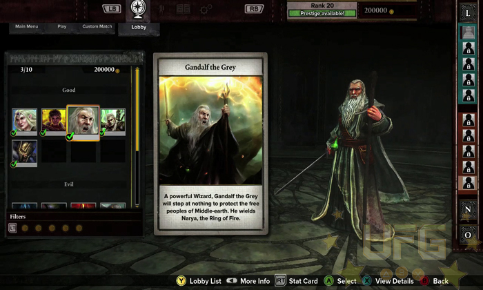 guardians of middle earth matchmaking Guardians of middle-earth is a multiplayer online battle arena video game  developed by monolith productions and published by warner bros interactive.