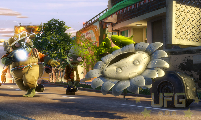 United Front Gaming Ea Pushes Garden Warfare 39 S Release Date Back