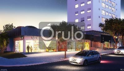 Conjunto de lojas comerciais ao lado do residencial. Lojas de 42m à 60m ótima localização!