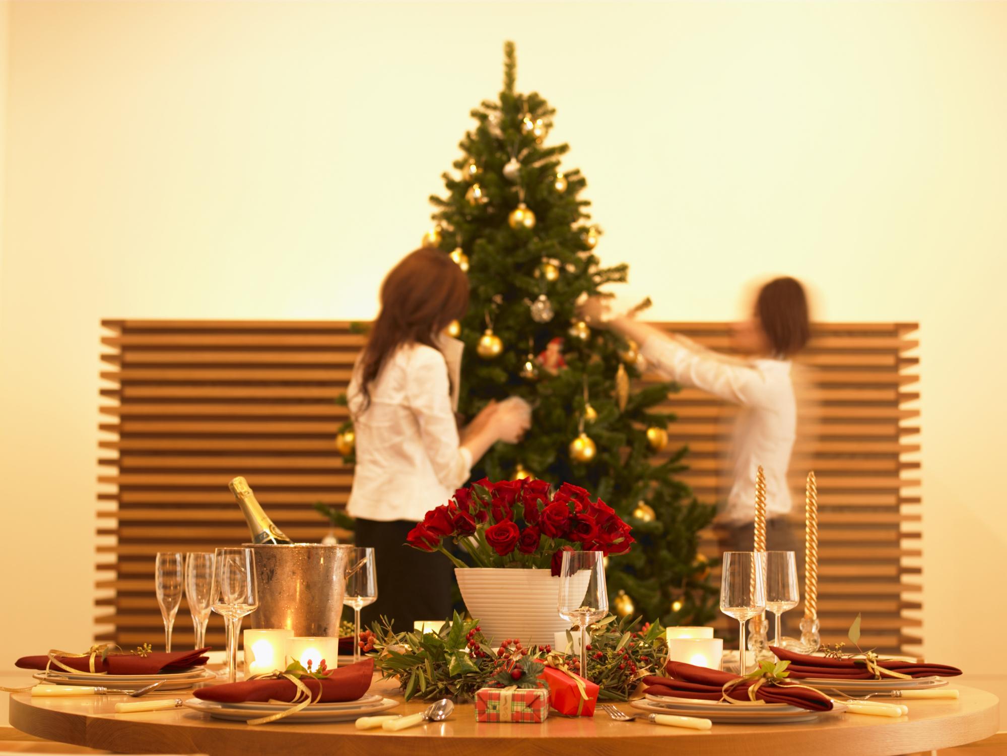 C mo decorar tu casa para la Navidad