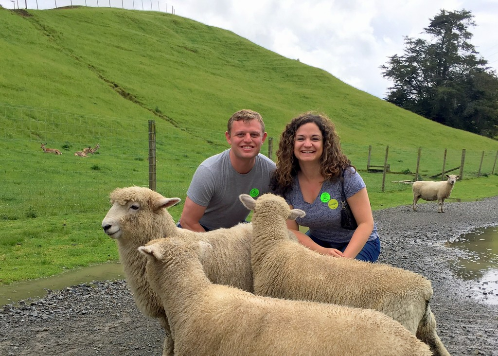 Getting to know the locals on New Zealand's north island