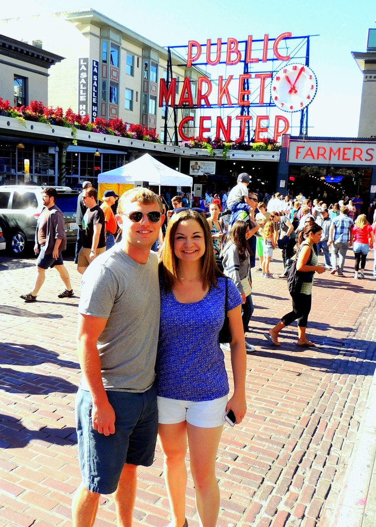 Exploring Pike Place Market in Seattle