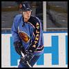 Atlanta Thrashers hockey jersey.