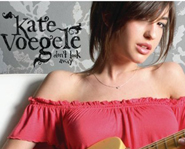 Kate Voegele's debut CD was released by MySpace Records.