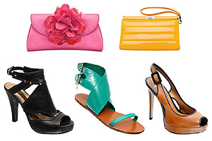 Get accessories in bright, eye-popping colors!