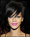 Rihanna's short crop is sassy!