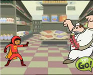 The second season of WordGirl begins on September 12, 2008 on PBS Kids GO!