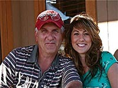 Jillian Harris & Her Dad