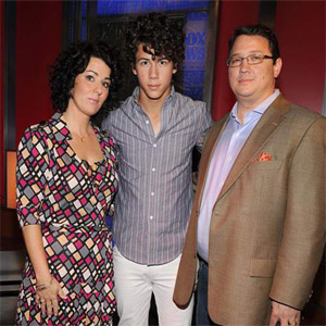 Mom & Dad Jonas