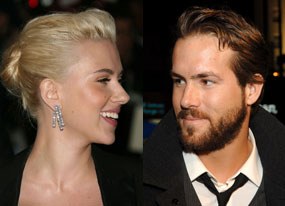 Ryan Reynolds Wrist Tattoo on Scarlett Johansson And Ryan Reynolds