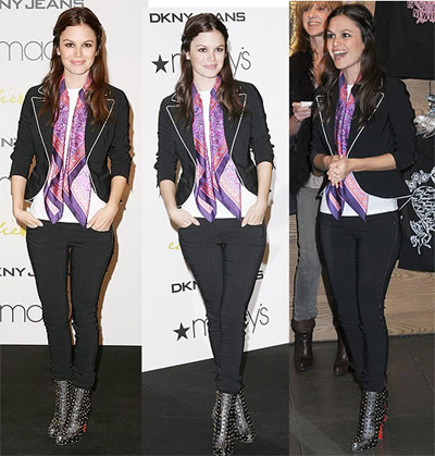 Rachel Bilson Fashion Style Guide on Steal Her Style  Rachel Bilson